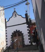 Ermita la Cruz in Street Calle el Sol