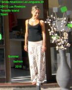 Tienda Albaricoco Summer fashion 2015