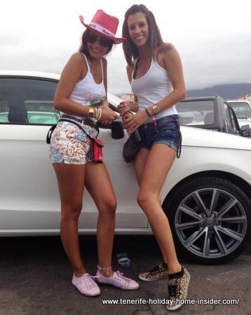 Tenerife street fashion 2013