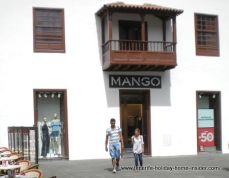 The Mango shop house at Plaza del Charco.
