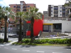 New parking House by Plaza Bencomo.