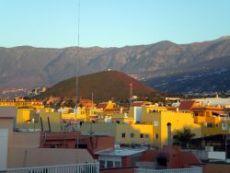 La Montaneta de los frailes seen from Toscal Longuera.