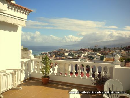 Apartment by Taperia Punto de Encuentro in Toscal Realejos Tenerife for sale.