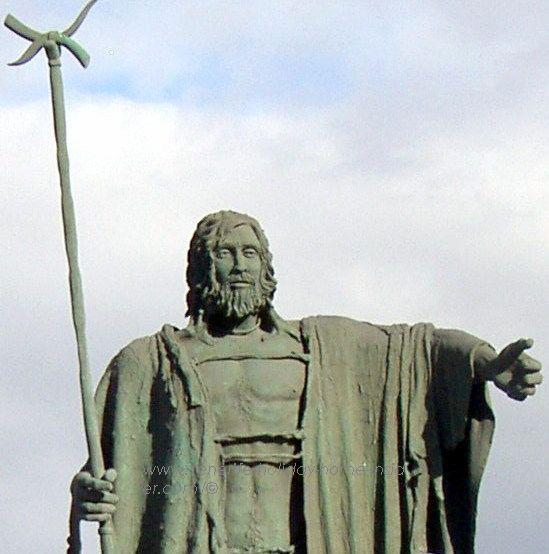 Mencey Benehara Guanche King of Anaga Tenerife.