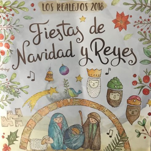 75 Christmas activities booklet by Los Realejos includes sports and a New Years Eve party on Plaza Viera y Clavijo from 10p.m. onward
