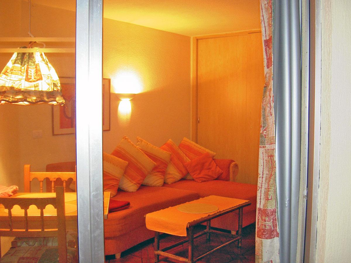 Apartment with beautiful illumination