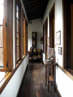 Interior balconies Casa de los Balcones Orotava