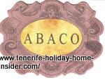 Abaco bar of  El Durazno