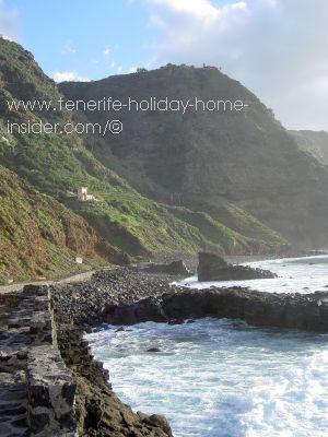 Acentejo coast of Tacoronte
