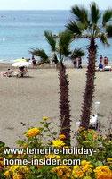 Adeje Beach Spain Tenerife