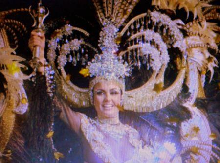 Adtemixi Cruz 2016 Tenerife carnival queen
