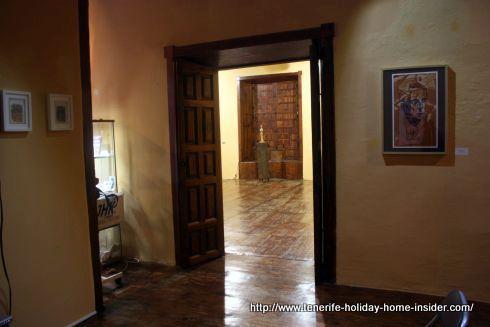 Aduana art museum Puerto de la Cruz