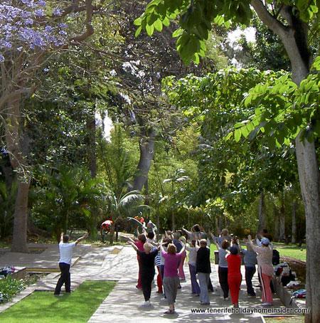 Aerobics photo of  Park  Parque Garcia Sanabria