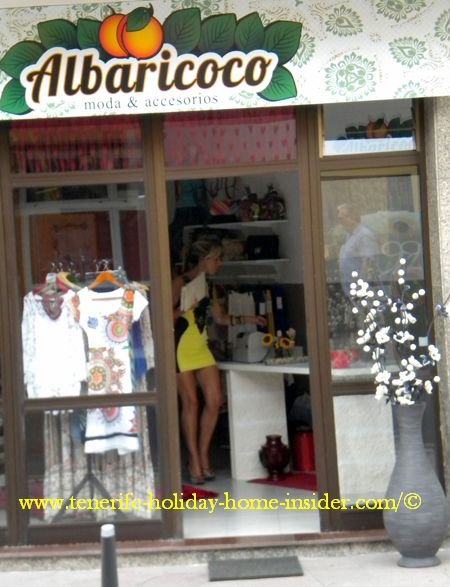 Albaricoco fashion boutique