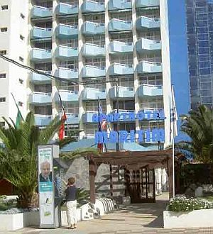 Aparthotel Maritim for private Tenerife apartments