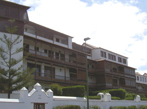 Apartment house in La Paz Puerto Cruz