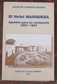 Book on culture and history Puerto Cruz.