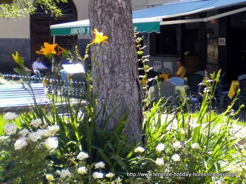 Arcon Tapas Restaurant Puerto de la Cruz.