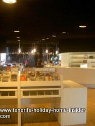 Art museum TEA library ( Tenerife espacio Artes)