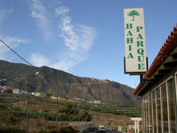 Bahia Parque Hotel turn off La Romantica-1 Tenerife