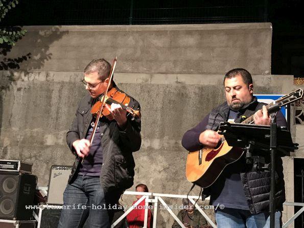 Band Alegranza Folk with happy vibes
