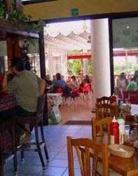 Bar Paraguita a Cuban Restaurant of Puerto de la Cruz Tenerife Spain.