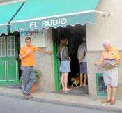Bar Restaurante El Rubio Caleta de Interian