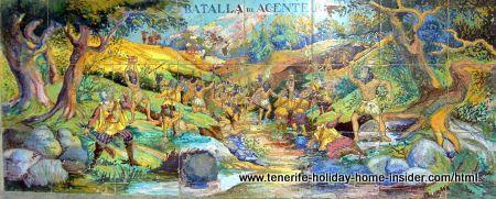 Battle of Acentejo (batalla de Acentejo)