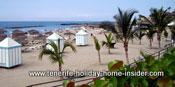 beach del duque playa adeje tenerife spain