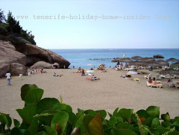 Playa or Beach del Duque Adeje Tenerife