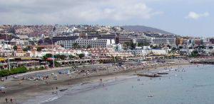 Beach Fanabe Playa Tenerife