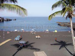 Beach Playa  Los Gigantes Tenerife