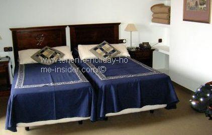 Bedroom Hotel Victoria La Orotava