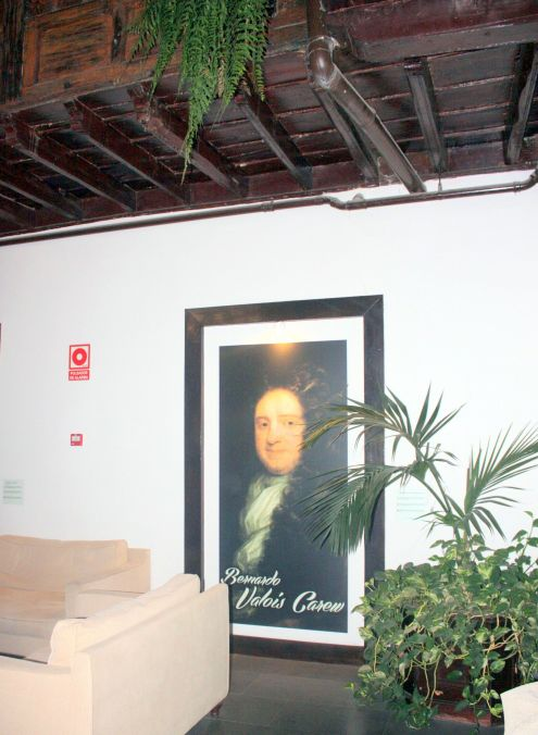 Bernardo Valois Carew a celebrity that stayed at the hotel in Calle Quintana, 11 in Puerto de la Cruz.