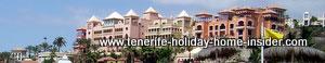 best Tenerife hotels Adeje