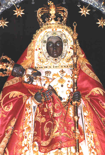 Black Madonna of Candelaria