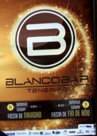 Blanco Bar Christmas and New years events 2017