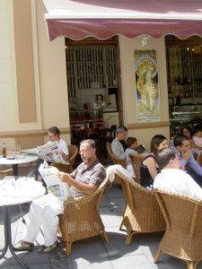 Cafe Ebano Puerto Cruz  Tenerife