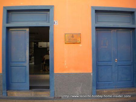 Calle Antonico Dominguez Alfonso, 7