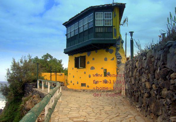 Camino Real Rambla de Caballos Casa Halcón of San Juan de la Rambla
