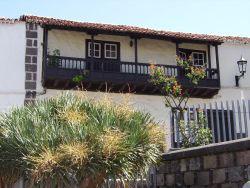 Canary Island house