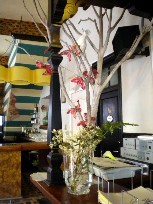 Canary Island decoration Ebano Cafe