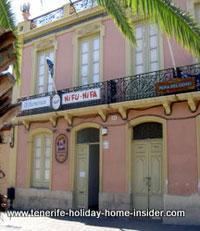 Carnival Club Nifu-Nifa Santa Cruz Tenerife Spain