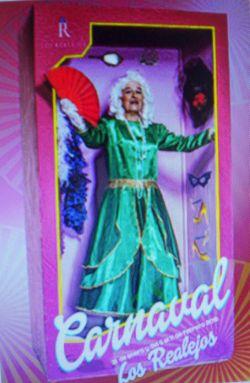 Carnival Toy poster Mr Silverio El Bicho