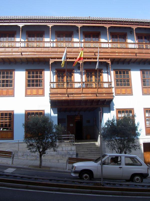 Casa Cultura for cultural activities