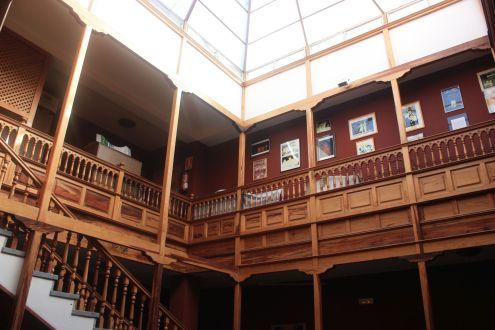 Casa de la Cultura in Avda 3 de Mayo of Realejo