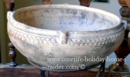 casa de aduana clay bowl antique