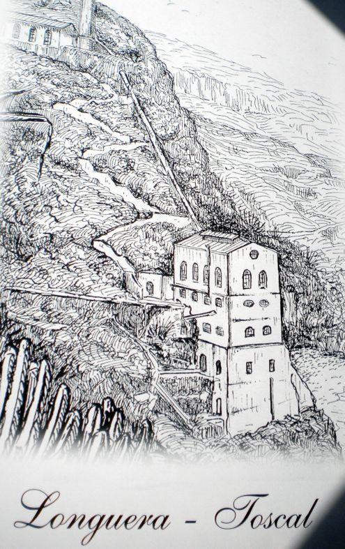 Casa del Agua Gordejuela Water House project Los Realejos Longuera Toscal.