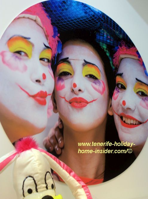 Casa del Carnaval of Tenerife a kaleidoscope for the senses, for happiness and to study carnival fantasy and design.