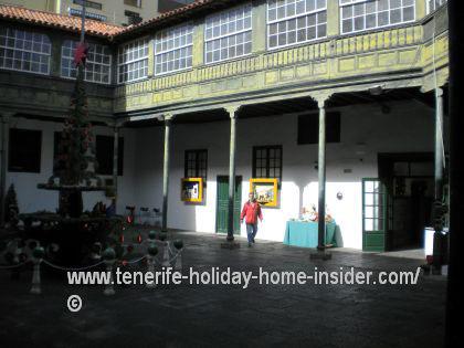 Casa Palacio Ventoso  of Puerto de la Cruz